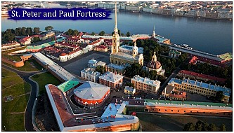 Pháo Đài St. Peter and Paul Fortress