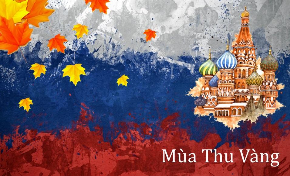 Tour mùa thu vàng Nga