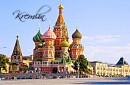 Khám phá Nga hành trình Moscow - Saint Petersburg hè 2019
