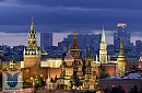 MOSCOW - SAINT PETERSBURG tháng 8