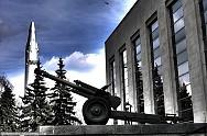 Du lịch quân sự thăm nhà máy chế tạo xe tăng tại Nga