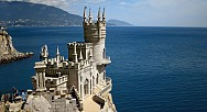 Giật mình trước vẻ đẹp huyền ảo của bán đảo Crimea nước Nga.