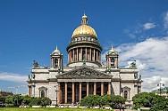 Nhà Thờ Thánh Isaac - Kỳ Quan Kiến Trúc Của Đế Chế Nga Hoàng