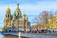 Nhà thờ trên máu Saint Petersburg