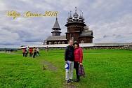Review Hành Trình Khám Phá Nước Nga Tour Volga Cruise (Phần 4- Kizhi)