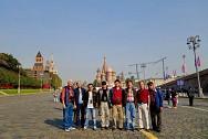 Review Hành Trình Khám Phá Nước Nga Tour Volga Cruise (phần 1- Ở Moskva)