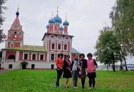 Review Hành Trình Khám Phá Nước Nga Tour Volga Cruise (phần 2- Chặng Moskva – Uglich)