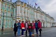 Review Hành Trình Khám Phá Nước Nga Tour Volga Cruise Phần Cuối