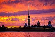 Thành phố Saint-Petersburg