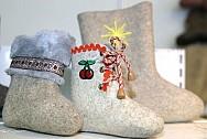 Ủng Dạ - Đôi giày truyền thống của Nga