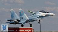 Ấn Độ tặng Nga Tiêm kích Su-30SM