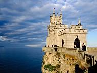 Crimea tăng lượng khách du lịch khi sát nhập Nga