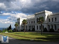 Cung điện Livaldia ở thành phố Yalta