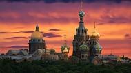 Du lịch chiêm ngưỡng đêm trắng ở nước Nga