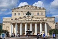 Nhà Hát Bolshoi Nga