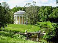 Pavlovsk - Vườn Địa Đàng Giua Lòng Nước Nga