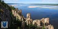 Sông Lena - Nga
