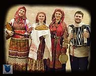 Trang phục truyền thống của Nga