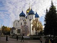 Tu viện Troitse-Sergiyeva Lavra