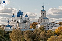 Moscow - Vladimir - Suzdal - Saint Peterburg 09 Ngày Khởi hành từ Hà Nội
