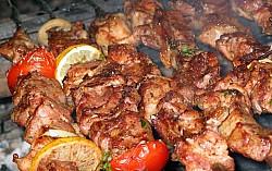 Chi tiết từng bước làm món thịt nướng đặc trưng nước Nga