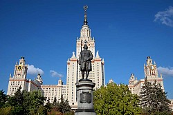 Đại Học Lomonosov – niềm tự hào của nước Nga
