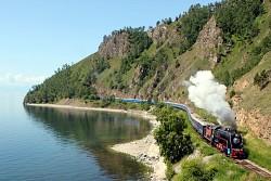 Đường sắt xuyên Siberia