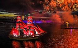 SCARLET SAILS – Lễ hội cánh buồm đỏ thắm