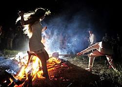 Lễ hội Ivan Kupala – Đưa tiễn mùa đông