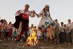 Lễ Hội Ivan Kupala Mùa Hạ