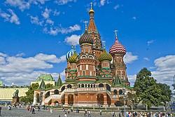 Matxcơva thủ đô Liên bang Nga
