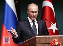 Nga dẫn đầu chống lại tổ chức Nhà nước Hồi giáo (IS) tại Syria
