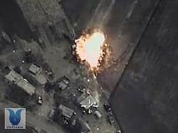 Nga đánh tan sở chỉ huy IS ở Syria