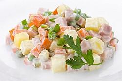 Tìm Hiểu Nguồn Gốc Món Salad Nga Olivier