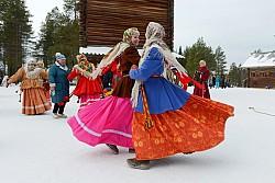 Nước Nga Và Một Vài Nét Văn Hóa Đặc Trưng
