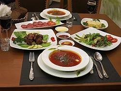 Nước Nga- nơi có nét ẩm thực phong phú bạn cần khám phá