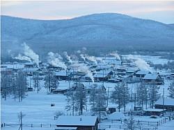 Nước Nga phần 5 Khí hậu và Động Thực vật