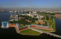 Pháo đài - Fortress Peter và Paul