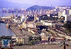 Thành phố Vladivostok