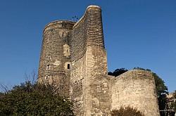 Tháp Maiden – di sản văn hóa thế giới