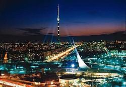 Tháp Ostankino Nga