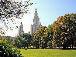Tìm về đồi chim sẻ cảm nhận tâm hồn Moscow