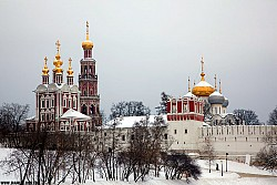 Tu viện Novodevichy Moscow - New Maidens Convent