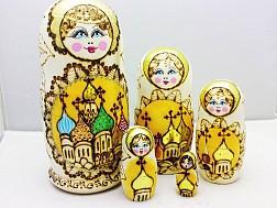 Khám phá vẻ đẹp tiềm ẩn trong lòng nước Nga