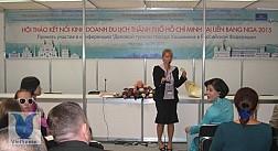 Ngày Việt Nam : Triển lãm du lịch quốc tế Moskva