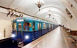 Tàu điện ngầm Metro Moscow nguy nga như một cung điện dưới lòng đất