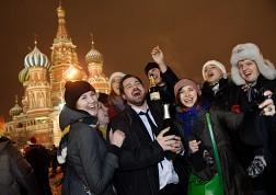 Moscow - Zagorsk - Saint Peterburg - Khởi Hành Tháng 1