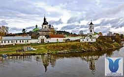 Tu viện Goritsky - Nga