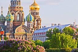 Moscow - Saint Peterburg 09 Ngày Khởi Hành Từ Hà Nội