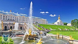 HÀ NỘI - MOSCOW - SAINT PETERBURG - SAINT PETERBURG